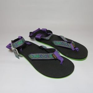 Teva Original Universal Sandals Lizard Pattern